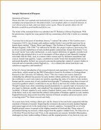 Best Of Graduate School Statement Of Purpose Fresh Best S Of Sample