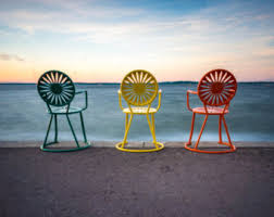 Memorial Union Terrace Chairs At Sunset University of Wisconsin Lake Mendota Madison Wisconsin