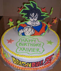 Dragon Ball Z Decorations by Dragon Ball Z Birthday Cake Ideas Pictures Birthday Cake Ideas
