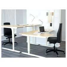 Borgsj Corner Desk Hack by Ikea Corner Desk Ideas 100 Images Office Furniture Ikea