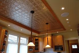 pressed tin ceiling search recessed a dining room