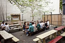 Outside Patio Bar Ideas by Summer Drinks In Nyc Rooftop Bars Outdoor Parties And Summer