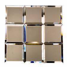 ideas 12x12 mirror tiles for modern home space