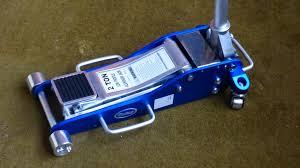 Aluminum Floor Jack 3 Ton by Inspirations Arcan Floor Jack Arcan Tools Hydraulic Floor