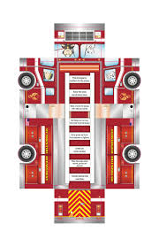 106 Best Fire Truck Cake Images On Pinterest | Fireman Party ...