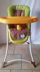 chaise pour bébé chaise haute bébé chaise haute katherine roumanoff vendu la