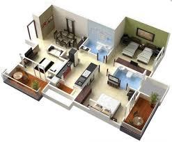 Simple House Plans Ideas by 3d Floor Plan Design Pleasing Home Ideas House Building S Luxihome