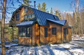 100 Modern Mountain Cabin House Designs With Wood And Stone Modular