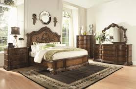Wayfair Headboards California King by California King Panel Bed With Wood Carved Details By Legacy