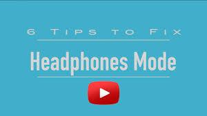 iPhone stuck in headphones mode fix Apple Toolbox