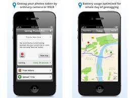 GeoTag s For iPhone Auto Uploads Your GPX File To Dropbox