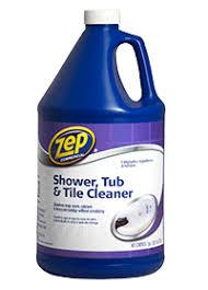 shower tub tile cleaner details