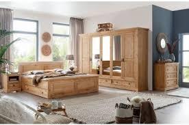 kiefer massiv teilmassiv komplettzimmer schlafzimmer