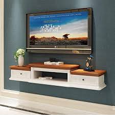 de wand tv schrank floating shelf wandregal tv