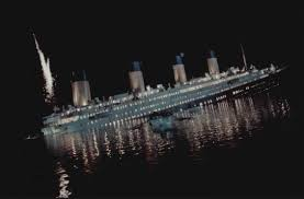 Titanic Sinking Animation Real Time by Actual Picture Of Titanic Sinking Sinks Ideas