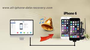Ringtones to iPhone 6S Plus How to Transfer Ringtones from