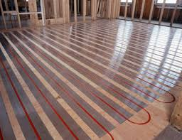 hydronic radiant floor heating design heated floor mats for bathroom tile cost hydronic radiant heating