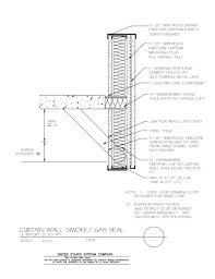 Ykk Ap Curtain Wall by Curtain Wall Installation Details Pdf Integralbook Com
