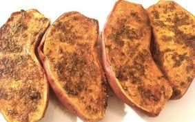 comment cuisiner des patates douces patates douces à la persillade