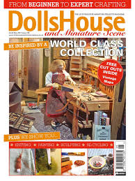 dolls house and miniature scene the uk u0027s most popular magazine
