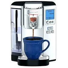 Cuisinart Single Cup Grind And Brew Coffee Maker Costco