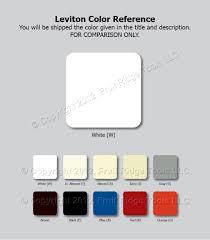 Leviton T5 Lamp Holder fruit ridge tool u0027s guide to electrical device color fruit ridge