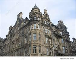 100 Edinburgh Architecture Scotland RoyaltyFree Stock Picture
