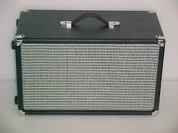 Fender 2x10 Guitar Cabinet by Earcandy Ac 2x10 Bass Guitar Amp Speaker Cab Cabinet 600 Reverb