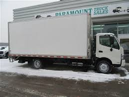 New And Used Hino Cars, Trucks And SUVs In Toronto, ON | Carpages.ca Med Heavy Trucks For Sale Moving Trucks Accsories Budget Truck Rental Hd Video 05 Gmc C7500 24 Ft Box Truck Cargo Moving Van Box For Sale In Wisconsin Hino Transporter Fleet Owner Inland Logistic Services Service Rentals Just Four Wheels Car And Van Freightliner 2007 Freightliner M2 Under Cdl Youtube Highcubevancom Cube Vans 5tons Cabovers 2005 Isuzu Ftr 26 Foot With Liftgate For Sale Diesel