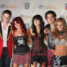 Halloween 2 Cast Then And Now by Rbd Where Are They Now Popsugar Latina