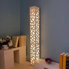 Regolit Floor Lamp Ikea by Square Paper White Crinkled Paper Floor Lamp Buy Now At Habitat