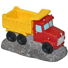 EE-627 – Exotic Environments® Red Dump Truck – Blue Ribbon Pet ...
