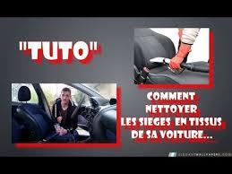 comment enlever des taches sur des sieges de voiture tuto comment nettoyer les sièges en tissus de sa voiture