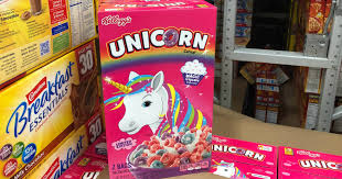 Head Into Your Local Sams Club Where You May Spot These FUN Limited Edition Twin Pack Boxes Of Kelloggs Unicorn Cereal Includes TWO 187oz For