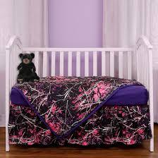 Mossy Oak Baby Bedding by Muddy Bedding Muddy 3 Piece Crib Set Camo Trading