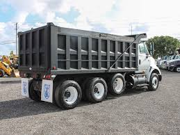100 Tri Axle Dump Truck For Sale By Owner USED 2011 WESTERN STAR 4900SB TRIAXLE STEEL DUMP TRUCK FOR SALE FOR