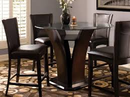 Raymour And Flanigan Black Dining Room Set by Models Raymour And Flanigan Dining Room Sets Set