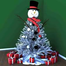 Christmas Tree Toppers Ideas by Toppers Ideas On Pinterest Best Red Black And White Christmas Tree