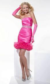 short pink dresses for prom vosoi com