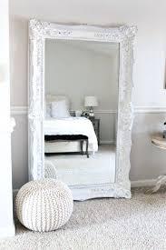 miroir pour chambre adulte miroir de chambre miroir blanc pour chambre a coucher adulte