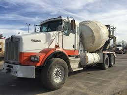 100 Kenworth Truck Dealers 2007 T800 Concrete Mixer Used Mixer S Tandem