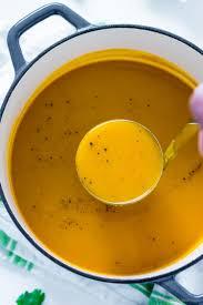 Spicy Pumpkin Butternut Squash Soup by Sweet Spicy Roasted Butternut Squash Soup With Apple Recipe