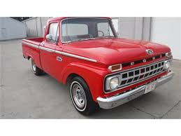100 1965 Ford Truck For Sale F100 For ClassicCarscom CC1084563