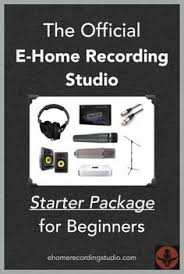 The Complete Recording Studio Equipment List 29 Items