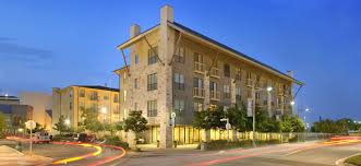 100 Oaks Residences At The Domain Apartments In Austin TX