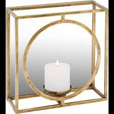 schneider wandkerzenhalter kerzen wandleuchter kerzenhalter kerzenleuchter hängend wanddeko mit spiegel
