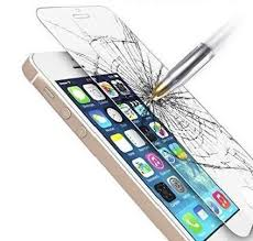 Amazon iPhone 5S iPhone SE Tempered Glass Screen Protector
