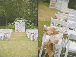 Rustic Wedding Ideas For Summer Awesome Garden Outdoor Montana