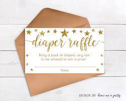 Illinois Halloween Raffle 2017 by Twinkle Twinkle Little Star Diaper Raffle Baby Shower White