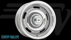 Wheel Vintiques Chevy Rallye Wheel - YouTube